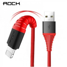 ROCK USB Cable Hi-Tensile For IPhone