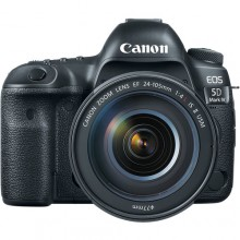 Canon EOS 5D Mark IV Camera with 24-105mm f/4L II
