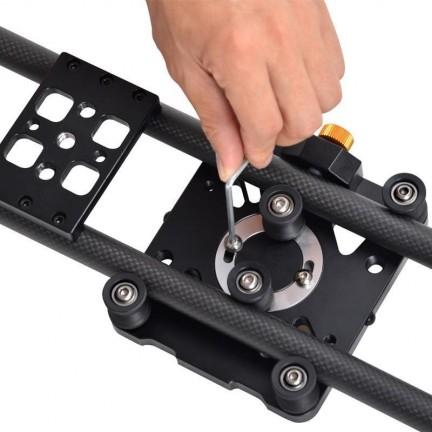 Carbon Fiber 120Cm Camera Slider