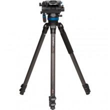 Benro C373F Series 3 CF Video Tripod & S8 Head