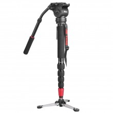 JY0506 Aluminum Alloy Professional Monopod For Video & Camera