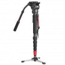 JY0506 Aluminum Alloy Professional Monopod For Video & Camera