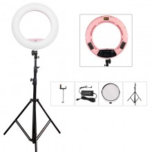 Ring Light Yidoblo Pink FS-480II Pink