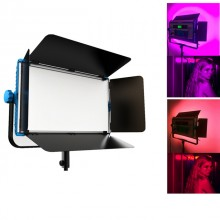 Yidoblo RGB A2200C LED Video Film Light Panel Lamp 2800k-10000k