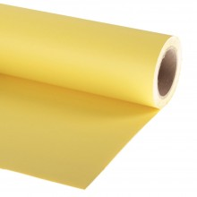background Paper 2.75 x 11m Yellow