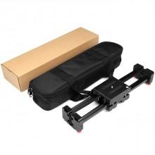 Camera Slider double distance smooth slider for DSLR camera