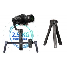 Zhiyun-Tech Crane Plus Stabilizer with Dual Handle and remote
