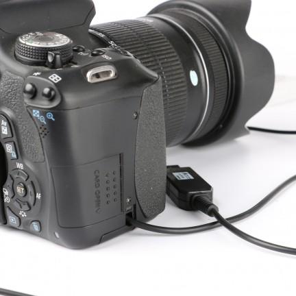 Canon ACK-E10 AC Adaptor for EOS 1100D 1200D 1300D 2000D 4000D UK Plug