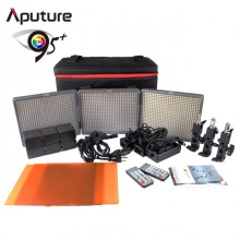 Aputure Amaran LED HR672 SSW Kit 3 LED video light set