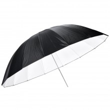 "150CM 60"" Black/White Reflector Umbrella"