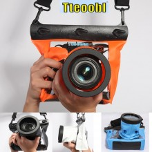 Tteoobl SLR Camera Waterproof Underwater Housing
