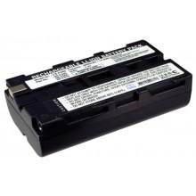 Cs-f550 Camera Battery For Sony Np-f330, Np-f530, Np-f550, Np-f570