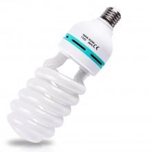 Light Bulb, 105W 5500K CFL Daylight for Photography Photo Video