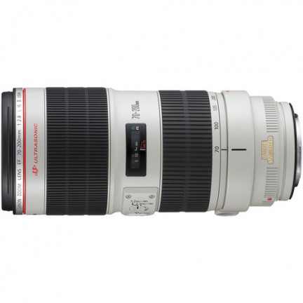 EF 70-200mm f/2.8 L IS II USM Lens