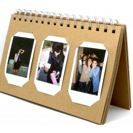CAIUL Mini Album For Instax Mini 8 70 7s 25 50s 90 Polaroid Film