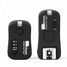 Pixel TF-362 Wireless Remote Flash Trigger Transmitter+Receiver For Nikon