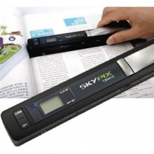 portable scanner اسكانر محمول