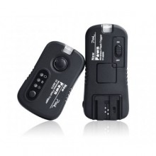 Pixel TF-361 Wireless Remote Flash Trigger Transmitter+Receiver For Canon