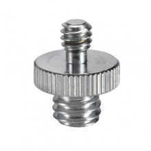 "Screw 1/4"" Male to 3/8"" Male"