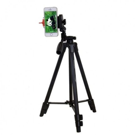 Tripod with Bluetooth remote control VCT-5208