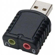 USB to Audio Adapter