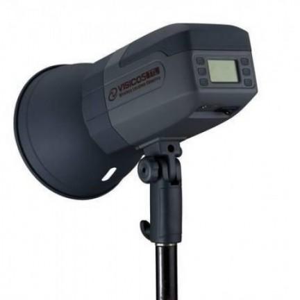 Studio Flash 400w VISICO 5 TTL wireless for Nikon