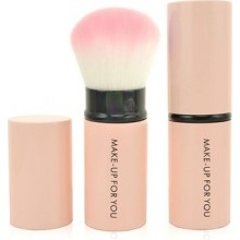 Retractable Makeup Kabuki Brush Professional Blush Powder Foundation Brush