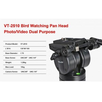 KINGJOY VT-2510 Professional head