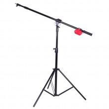 Nicefoto Heavy Duty LS-10 Studio Boom Arm Top Light Stand
