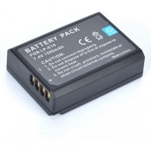 Battery for Canon LP E10 LPE10 EOS Rebel T3 1100D 1200D 1300D 4000D