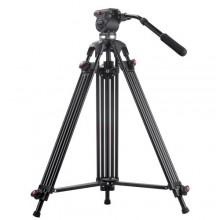 حامل ثلاثي احترافي للكاميرات  JIEYANG JY0508