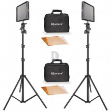 Aputure Amaran AL-528W kit