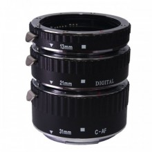 Auto Extension Tube Set for Canon