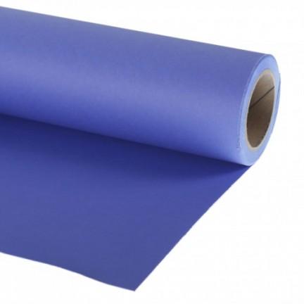 background Paper 1.5 x 11m Blue