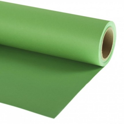 background Paper 2 x 11m Green