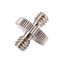 "Screw 1/4"" Male to 1/4"" Male"