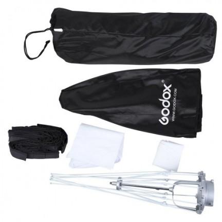 Godox 120cm / 31.5in اوكتا بوكس سريع التركيب مع قريد
