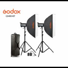 Godox QS400-Kit Studio Light Kit