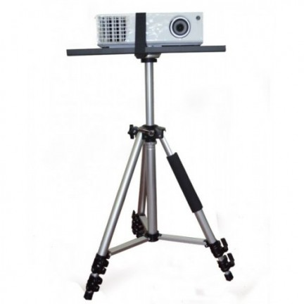 Projector Tripod Trolley Floor Stand