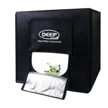 Deep mini led studio box 40x40cm