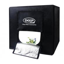 Deep mini led studio box 40x40cm