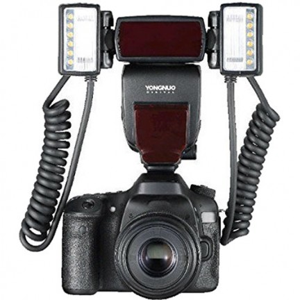 Yongnuo YN-24EX TTL Macro Flash for Canon