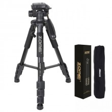 ZOMEI Q111 Portable Travel Aluminum Tripod