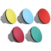 Standard Studio Strobe Reflector Light Soft Diffuser 5 Colors
