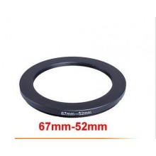 from 67 to 52 Step down Filter Ring Adapter