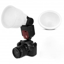 Flash Diffuser Adjustable