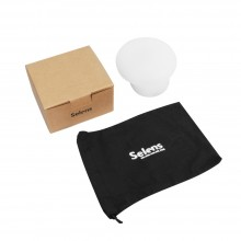 Selens Magnetic Silicon Light Diffuser Rubber