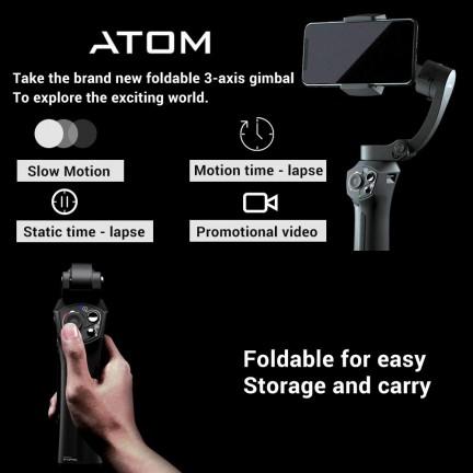 Snoppa Atom Gimbal Stabilizer