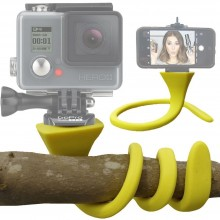 Flexible Octopus Mini Camera Tripod Mount Tripode Holder