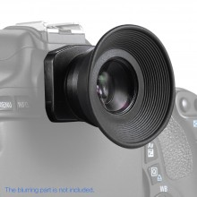 Andoer 1.51X Fixed Focus Viewfinder Eyepiece Eyecup Magnifier Lens